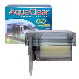 Fitreur d aquarium aquaclear Aquaclear mini 20$