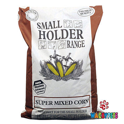 Allen & Page Small Holder SUPER Mixed Corn 20kg for Poultry / Chicken (AP108)