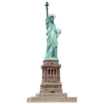 - H13017 Statue of Liberty Cardboard Cutout Standup