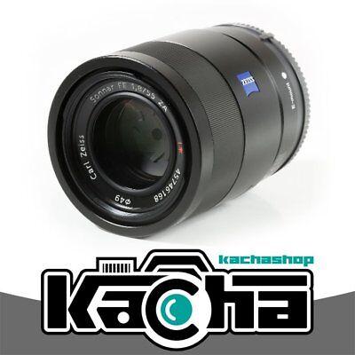 NEU Sony Sonnar T* FE 55mm F1.8 ZA Full-frame E-mount Lens SEL55F18Z