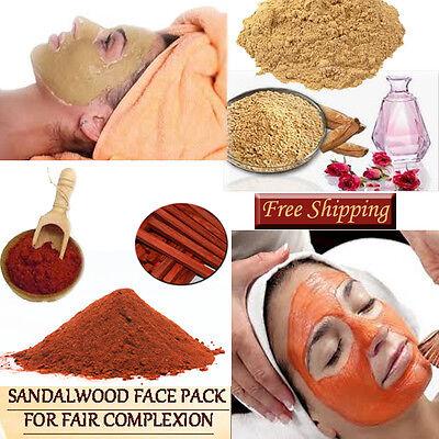 Sandalwood Powder Acne - Prue Sandalwood Powder 100% Natural Herbal -Whiten-Brighten-Lighten-Acne-Pimples