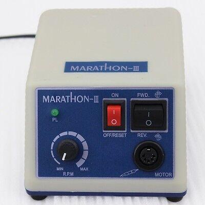 110v Marathon N3 Dental Electric Micromotor Polisher Polishing 2.35 Mm Lab Usa