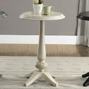 ISO : Small Pedestal Tables