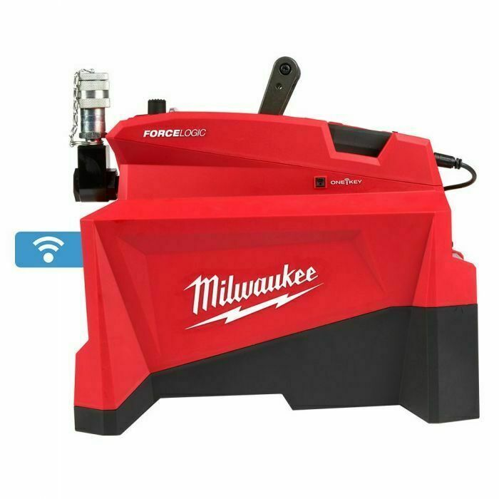 Milwaukee 18v Force Logic 10000psi Hydraulic Pump W. Remote M18hup700r0