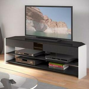 TV Stand with Built In Bluetooth Speakers