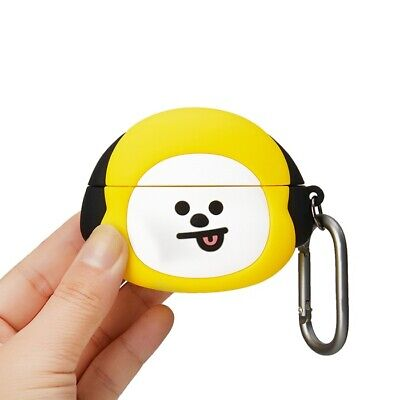 LINE FRIENDS BT21 CHIMMY Basic Case for AirPods Pro w Keyring Official Goods BTS