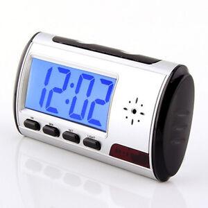 wireless-Table-Alarm-Clock-Hidden-Camera-spy-DVR-Recorder-Remote-motion