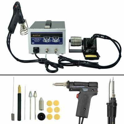 Aoyue 701a All Digital Dual Function Soldering And De-soldering Station New