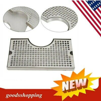 Beer Tower Drip Tray Stainless Steel Surface Installation Without Drainage Hot