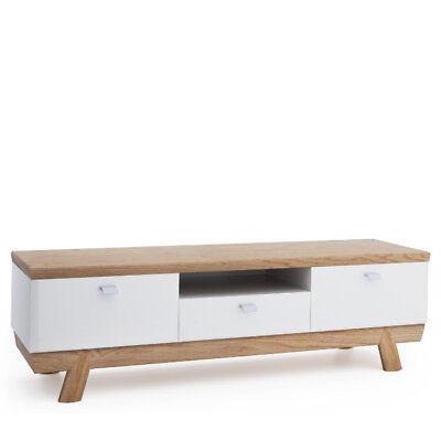 Aspen Holz (rtv sideboard fernsehschrank schrank tv tisch moderner holz  schrank Aspen ASRTV)