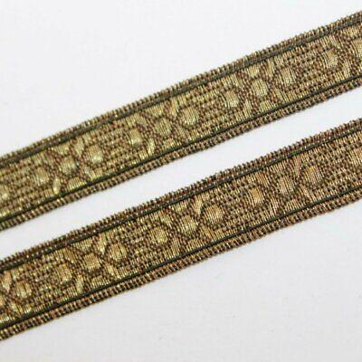 Vintage Metallic Trim (Vintage Gold metallic trim)