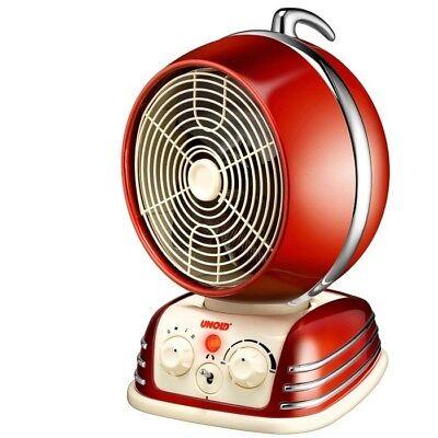 Unold 86203 - 2000 Watt Heizlüfter im Classic-Design mit Überhitzungsschutz