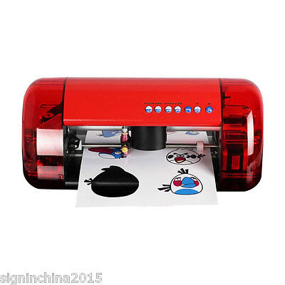 A3 Size CUTOK Vinyl Cutter and Plotter with Contour Cut Function
