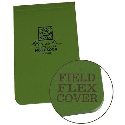 Rite In The Rain 978 All-weather Memo Book Green