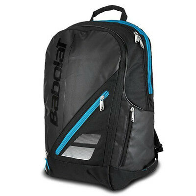 Babolat Team Line Tennis Backpack Expandable Bag Blue Racquet Badminton 753064 for sale  Shipping to United States