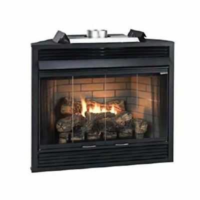 36 B-vent Fireplace (Deluxe MV 36