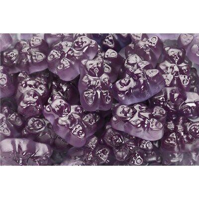 Pink Gummy Bears (Albanese Concord Grape Gummy Bears 5lb Bulk Deal - Gummi)
