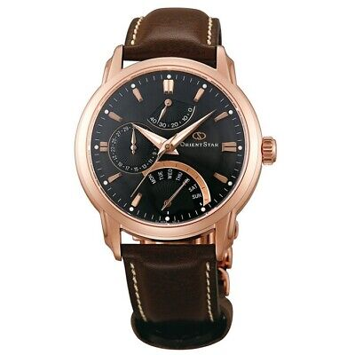 - Orient Star SDE00003B0 Retrograde Series Automatic Men's Watch
