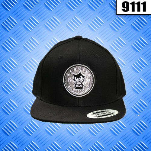 Felix  Chevrolet Embroidered Snapback 9111