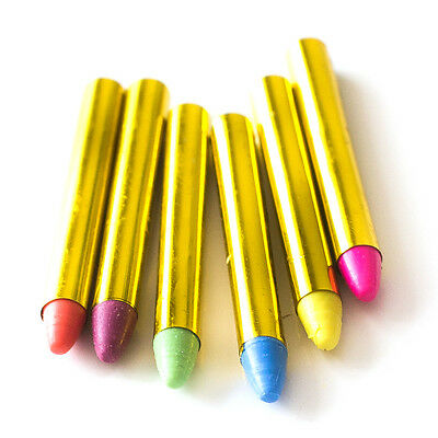 Face & Body Paint Sticks Crayons Set/Kit Halloween Make Up Painting Colours Kid  - Kid Face Paint Halloween