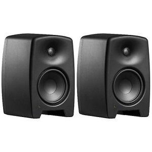 The Genelec M030 studio monitor