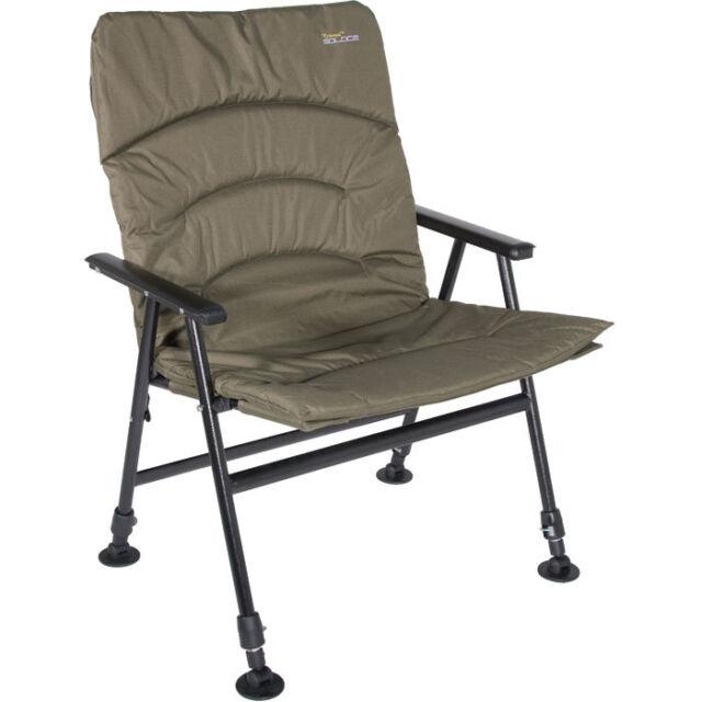 Wychwood NEW Carp Fishing Solace Comforter Arm Chair - Q0227