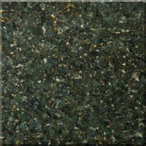 Natural Granite Tiles Green and Brown