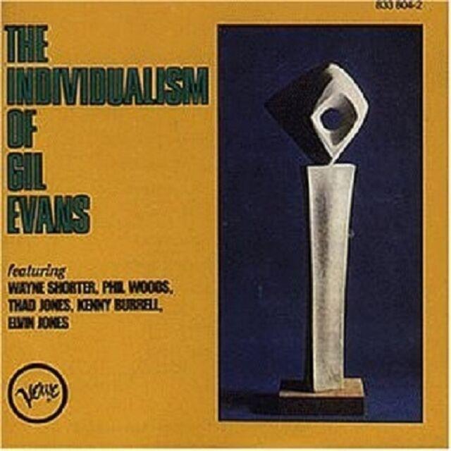 GIL EVANS - THE INDIVIDUALISM OF GIL EVANS  CD NEU