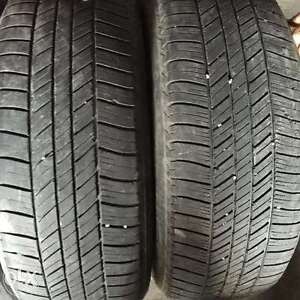 225/50R17 Set of 2 Bridgestone Used Free Inst.&Bal.75%Tread Left