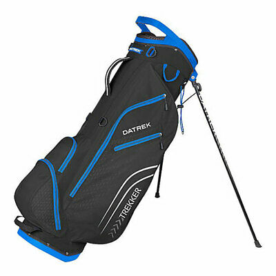 New Datrek Trekker Ultra Light Stand Bag (Black / Royal)