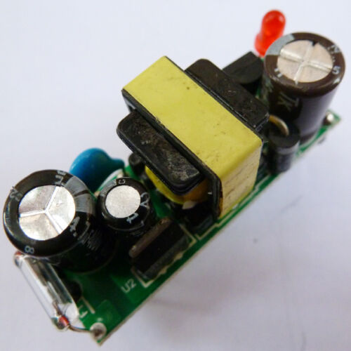 AC/DC AC 110V 220V to DC 5V Isolation Voltage Converter Step Down Power Supply
