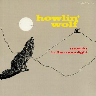 HOWLIN' WOLF - Moanin' In The Moonlight - Vinyl (limited 180 gram red vinyl LP)
