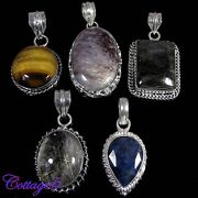 Wholesale 925 Sterling Silver Pendants