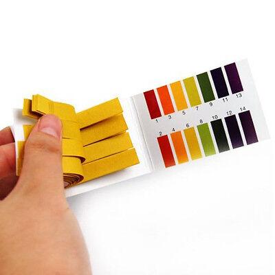 2 Lots 160 Litmus Paper Test Strips Alkaline Acid Ph Indicator Testing Kit