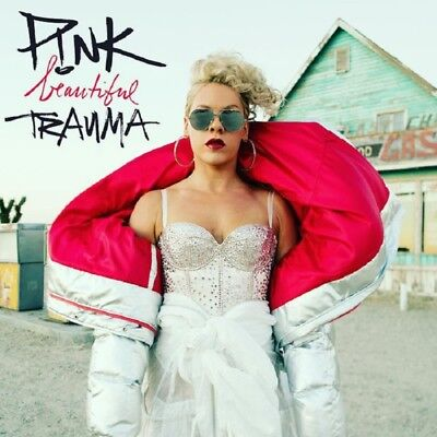 PINK Beautiful Trauma - 2LP / Vinyl + Download - (P!NK)