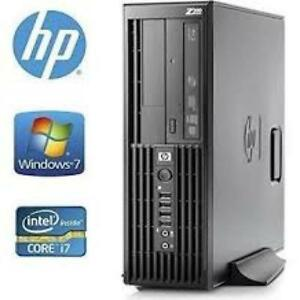HP Elite Gaming 10 gb Ram Intel i7 Quad Core 740gb HDD WiFi