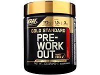 Cheap pre workout gold