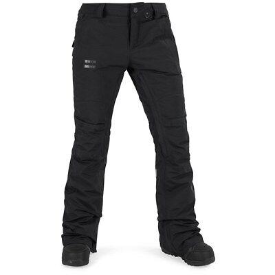 VOLCOM Women's KNOX INS Gore-Tex Snow Pants - BLK - XS - NWT