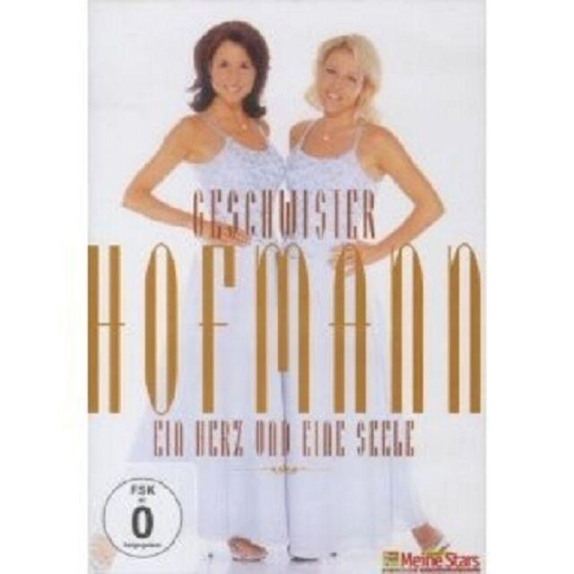 """GESCHWISTER HOFMANN """"EIN HERZ UND EINE SEELE"""" DVD NEU"""