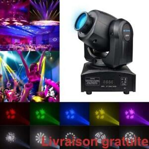 Spot de scene pour fete Disco   /  DJ Moving Head Light LED