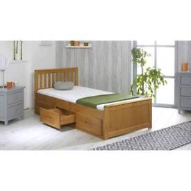 2 Child's beds. With storage drawers.