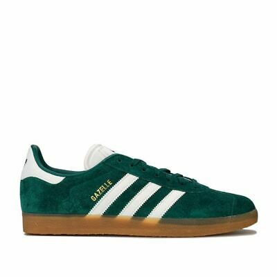 Men's adidas Originals Gazelle Trainers in Green