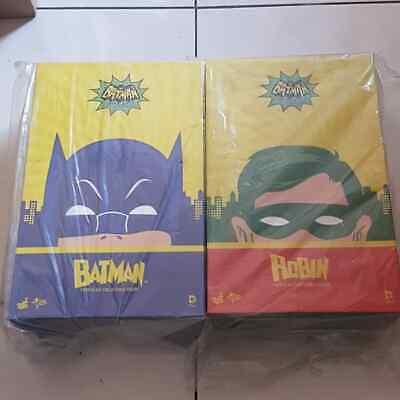 Hot Toys Batman & Robin Classic (1966) Adam West & Burt Ward