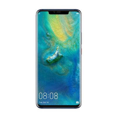 NOVITA'!! SMARTPHONE HUAWEI MATE 20 PRO BLU ITALIA 128 GB