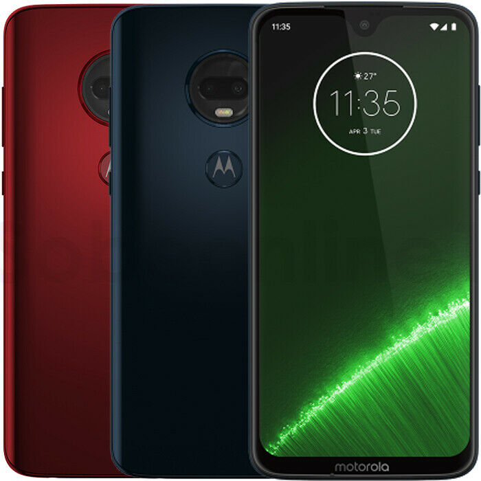 Motorola Moto G7 PLUS  64GB 4GB XT1965-2 ( Factory Unlocked) 6.2