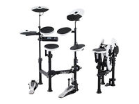 ROLAND TD4 ELECTRONIC DRUMKIT FOR SALE - NEARLY NEW, MINT CONDITION