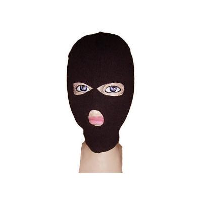 Maske Ninja / Hut Sturmhaube / Gangster Ninjamaske