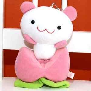 "Momo Panda Strawberry Patch Plush with Suction Pad 18cm/7"" Glen Waverley Monash Area Preview"