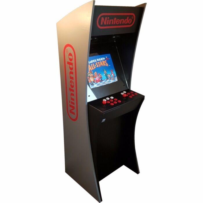Wii U Arcade Machine : Multi game arcade machine the mark zen from custom