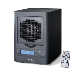 New Comfort 6 Stage UV HEPA Ozone Air Purifier with Remote and Warranty BL3000